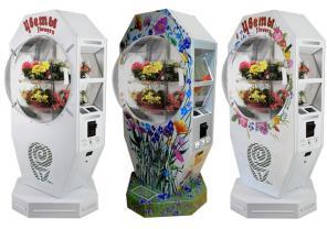 Цветомат FStor- автомат по продаже цветов для бизнеса