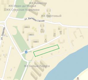 Участок под строительство ЖК (ГМР ул Автолюбителей) по 380 тр/сотка
