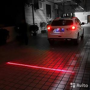 Лазерный противотуманный стоп - сигнал