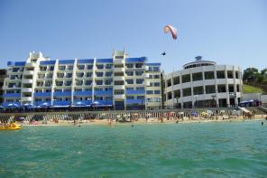 Апартаменты-студия у моря