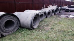 Лента конвейерная транспортёрная