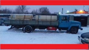 Доставка грузов длиной до 7и метров до 5 и тонн Н.Новгород/облать (газ