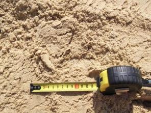 Продаю песок жёлтый с доставкой по Анапскому району