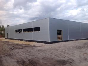 Строительство быстровозводимых зданий и сооружений, складов, ангаров,