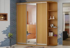 Купить шкаф-купе в мебельном магазине