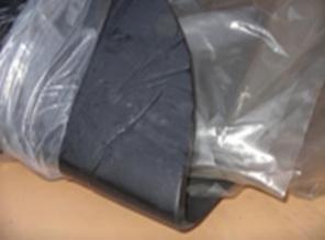 Сырая резина -товарная смесь для вулканизации камер, формовки изделий