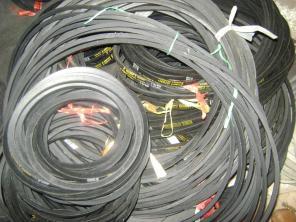 Ремни клиновые приводные и вентиляторные в наличии на складе