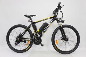 Электрический велосипед -подарок на новый год