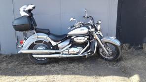 Продам мотоцикл suzuki intruder 2006гв