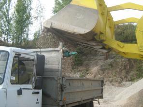 Песок щебень пгс отсев плетняк торф (дрова зимой) вывоз мусора 5-10-1