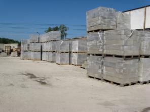 Продажа керамзитобетонных блоков.