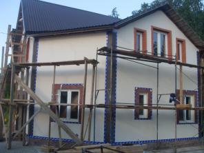 Строительство домов, бань, дачи, с нуля под ключ.