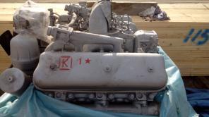 Двигателя ямз-240,  ямз-236 с хранения