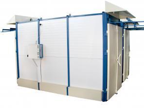 Комплект оборудования для нанесения полимерных порошковых покрытий