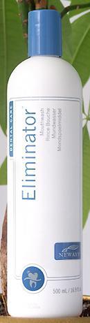 Ополаскиватель для полости рта Елюминатор Eliminator, антисептик