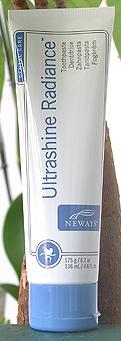 Зубная паста Ultrashine отбеливающая - суперсияние ваших зубов