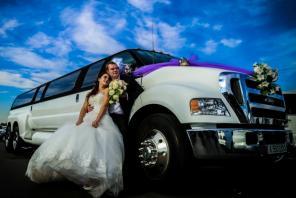 Лимузин Форд на свадьбу