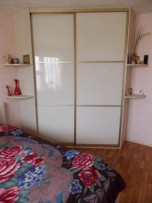 Шкафы купе, гардеробные комнаты в Минске под заказ.