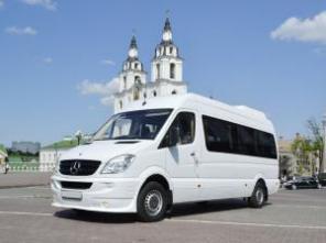 Пассажирские перевозки комфортные микроавтобусы 5-20 мест