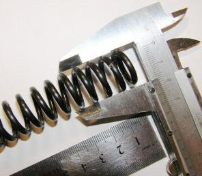 Изготовление пружин. Пружины для пневматики ИЖ-38, ИЖ-60, МР-512
