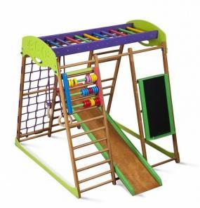 Продам спортивный уголок для детей с мольбертом и счётами