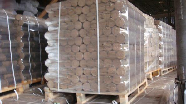 Топливные брикеты (евродрова) Nestro цена Киев. Брикет и пеллеты Киев
