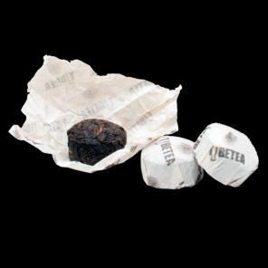 Чёрный чай пуэр TIBETEA X.O. Tibemed