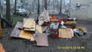 Вывоз старых вещей и мебели. Донецк