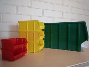 Лотки пластиковые для хранения мелочей, метизов