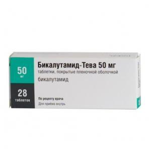 Продам Бикалутамид-тева ( Bicalutamide-teva ),