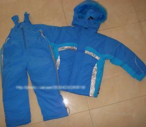 Зимний термокомплект 4-7 лет 500 гр