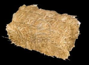 Продам солому в тюках с доставкой в Запорожье