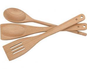 Деревянные лопатки, шумовки, ложки, вилки, ножи. итьлб