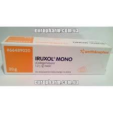 Продам Ируксол (iruxol mono) мазь 20 мг
