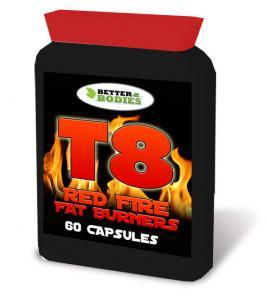 Новый препарат для похудения - T8 Red Fire (убийца лишнего жира).
