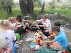 Украинский туризм.