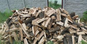 Продажа дров твердых пород в Донецке