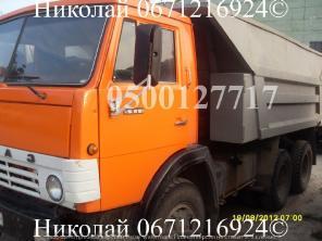 Вывоз мусора, доставка стройматериалов, усл. грузчиков, Камаз, Зил.