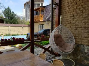 Сдам дом в Одессе с бассейном аркадия