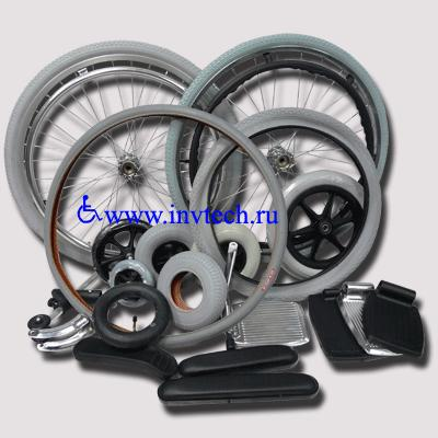 Ремонт инвалидной кресло - коляски