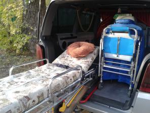 Перевозка лежачих больных, перевозка инвалидов-колясочников