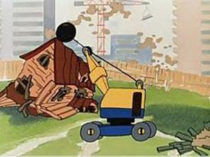 Демонтаж, снос ветхих домов