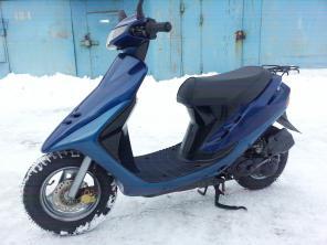 Продам скутера из японии без пробега по россии