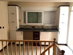 Супер предложение, двух этажная недорогая квартира в Анталии