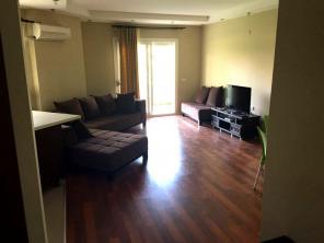 Люкс квартира с мебелью у моря в Анталии