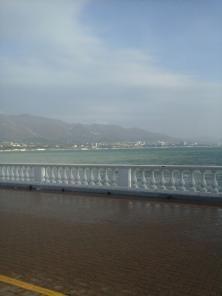Гостиничный бизнес ( побережье чёрного моря)