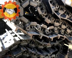 Гусеницы на бульдозер ЧЕТРА Промтрактор Т3501 Т2501 Т2001 Т1501 Т1101
