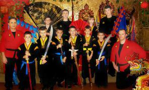 Школа Тайпин - ушу для детей 4-8 лет на Волгоградской