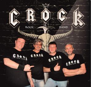 Рок-группа CROCK, (День Рождения, Праздник, Корпоратив),