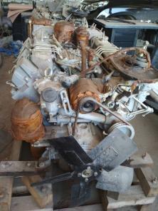 Двигатель камаз-740 с хранения без эксплуатации